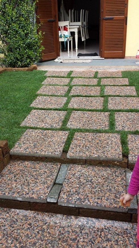 creazione di giardini