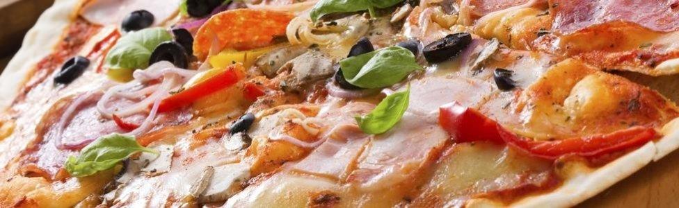 Specialità pizza napoletana