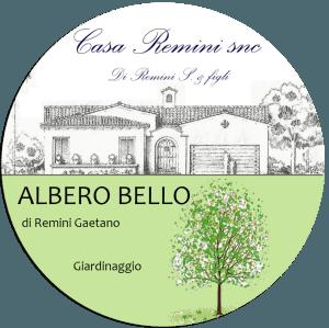 logo Casa Remini Albero Bello