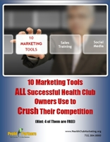 Health Club Marketing Tools