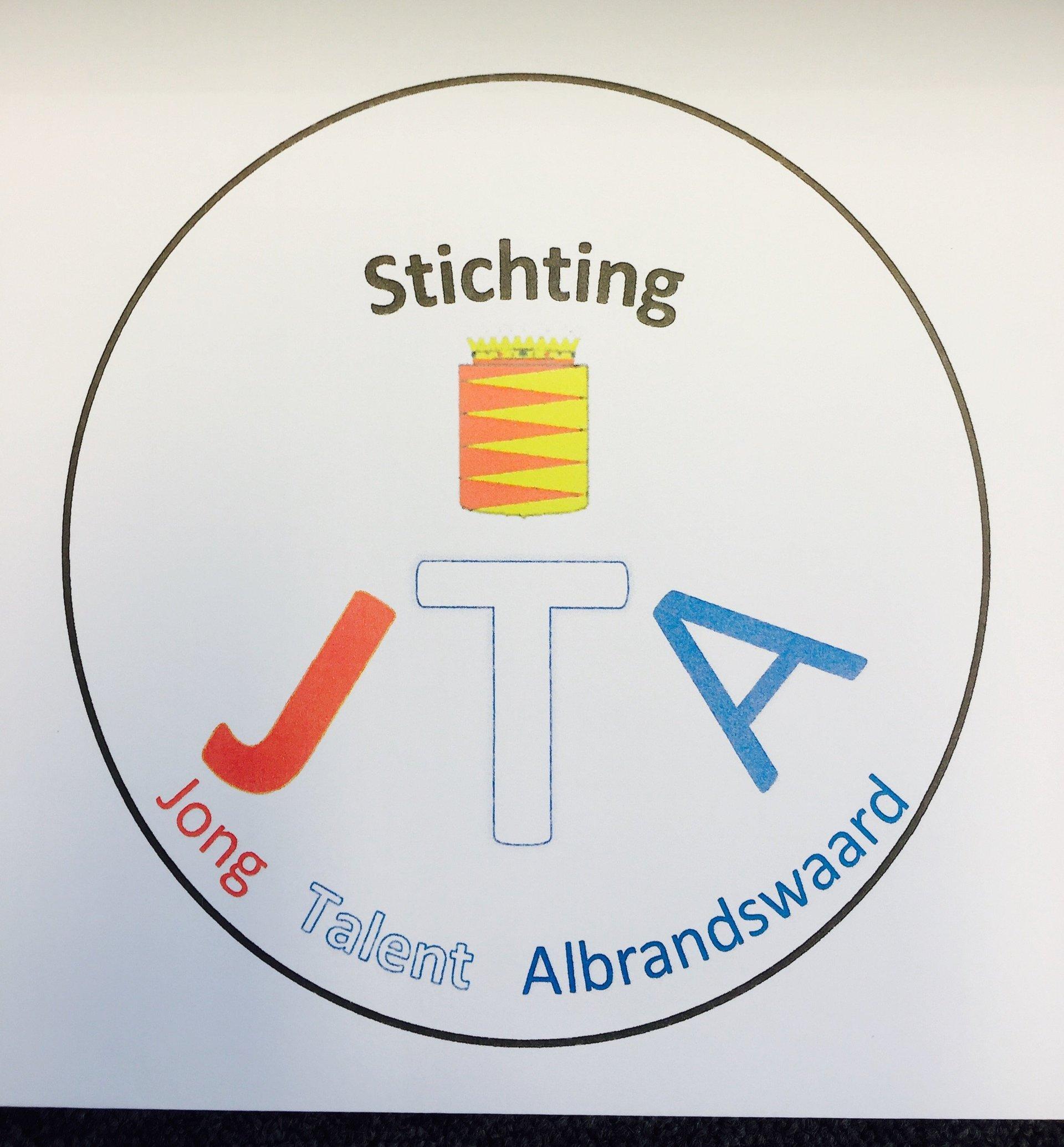 Stichting Jong Talent Albrandswaard logo