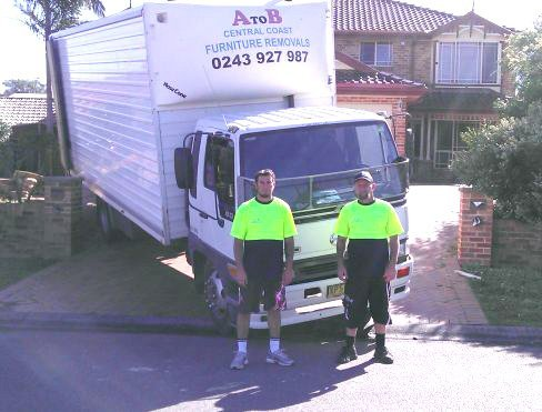 BJ Ambis Home Moving