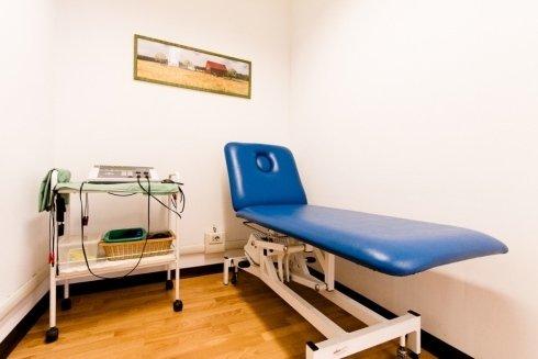 Il centro propone trattamenti per il recupero di funzioni motorie normali.