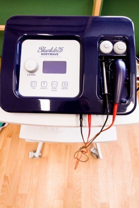 attrezzi per riabilitazioni, prevenzione rigidità articolare, trattamento con ultrasuoni