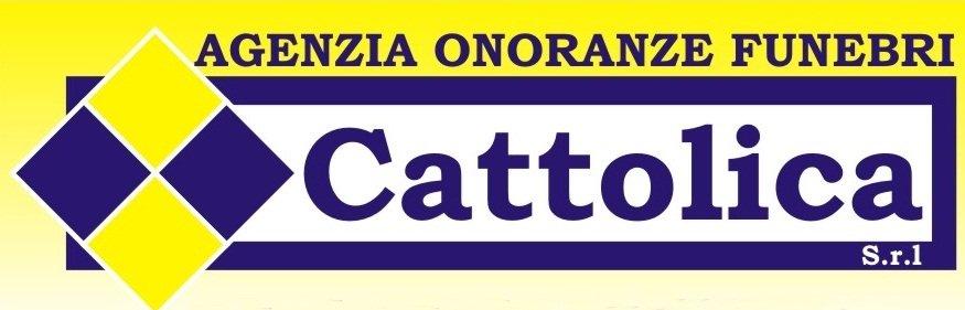 ONORANZE FUNEBRI CATTOLICA - LOGO