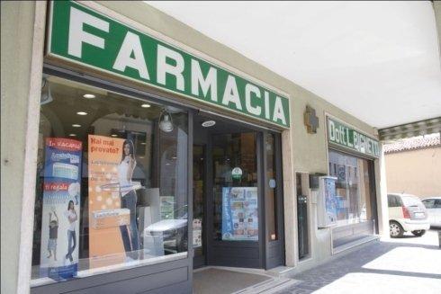 insegna esterna farmacia