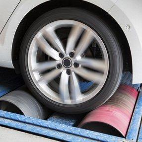 wide tyre