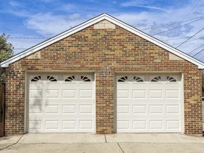 Porte basculanti garage
