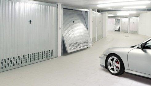 porte basculanti, aperture garage, porte sezionali