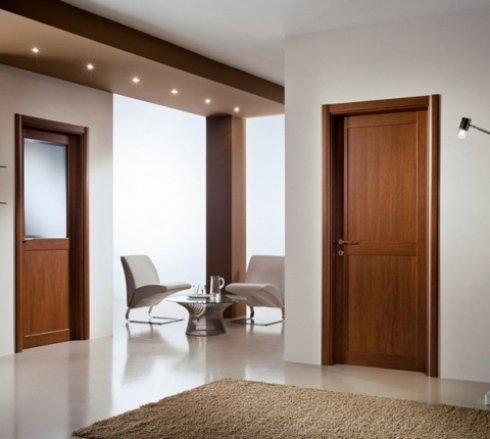 porte interne, porte in legno massiccio, infissi in legno