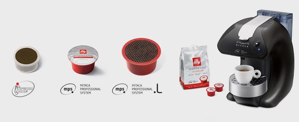 mitaca capsule e macchine da caffè