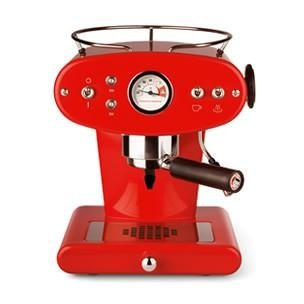 macina caffè rossa