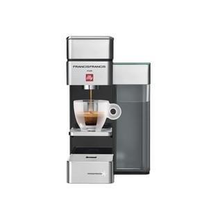 macchina da caffè iperespresso bianca