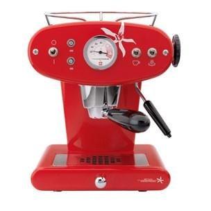macchine da caffè rosse