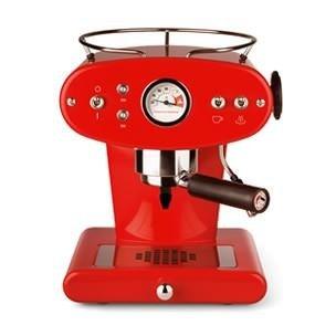 macchina da caffe ese rosso