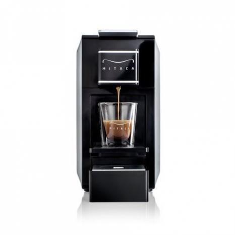 macchina da caffè nero