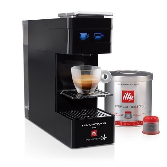 macchine caffè illy