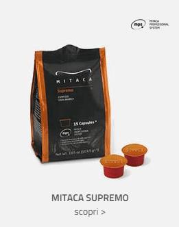 caffè mitaca in cialde