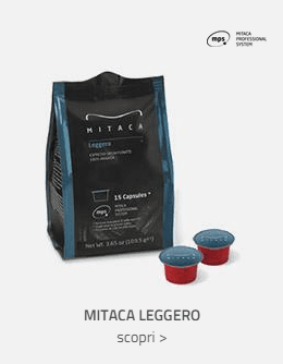 cialde caffè leggero mitaca