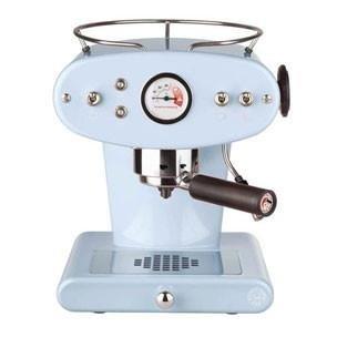 macchina da caffè ese celeste