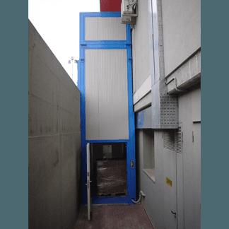 Impianto elettromeccanico di elevazione