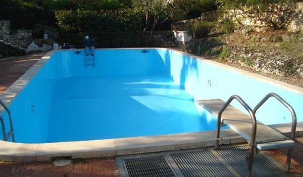 pavimenti in resina per piscine