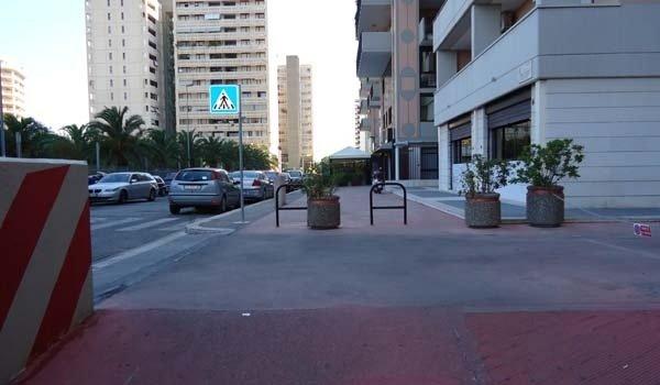 pavimentazione ingresso hotel