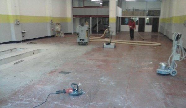 prodotti polimerici per pavimenti