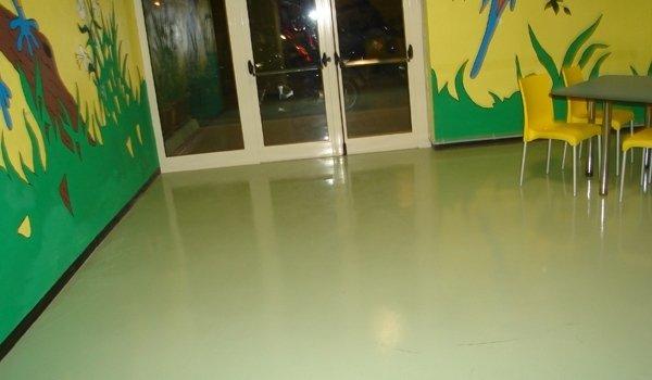 pavimenti di resina protettivi