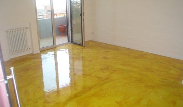 posatura pavimenti in resina