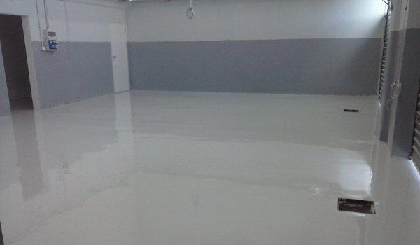 resine nelle pavimentazioni