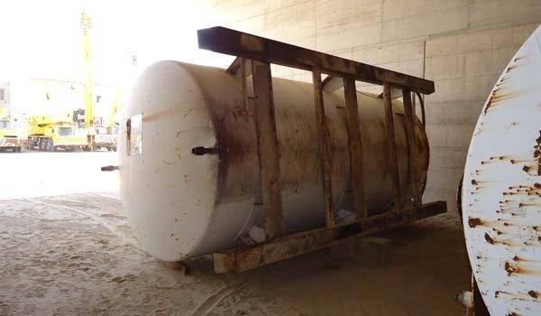 sabbiature botte industriale