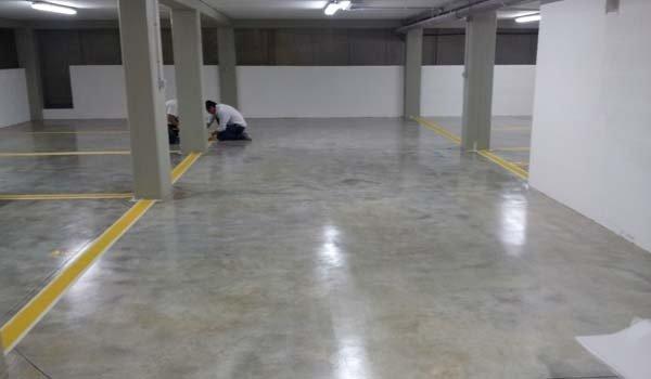pavimentazioni box auto