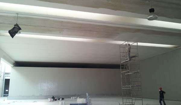 impermeabilizzazione soffitto