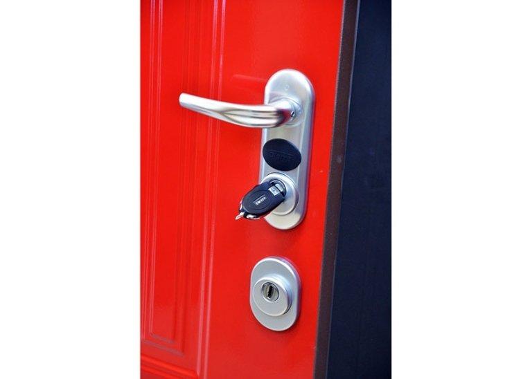 dettaglio serratura
