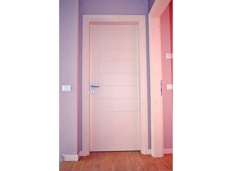 Verniciare porte in legno bianche - Verniciare porte interne laminato ...