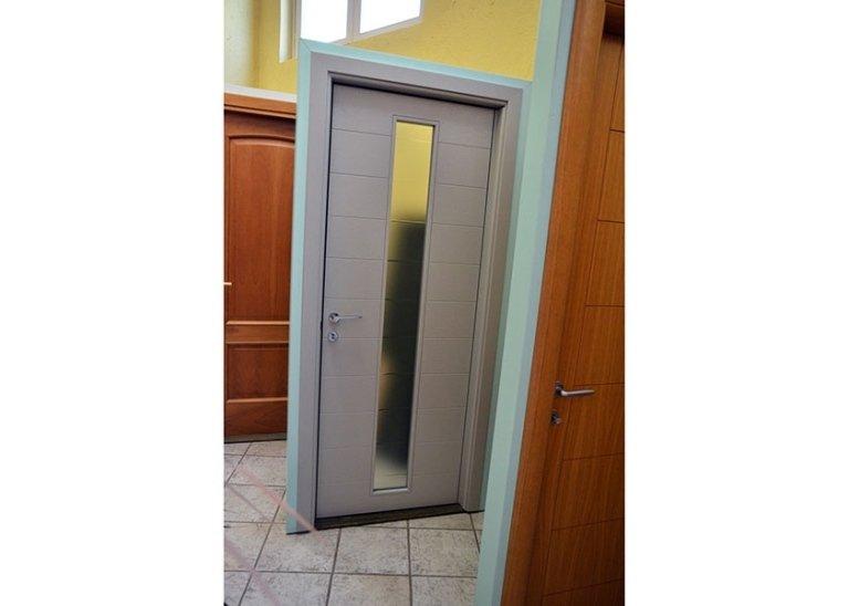 porta fascia in vetro
