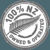 100 %  NZ logo