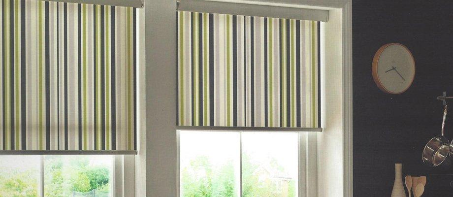 customised window blinds