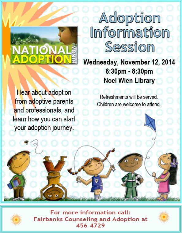 Adoption Information Session