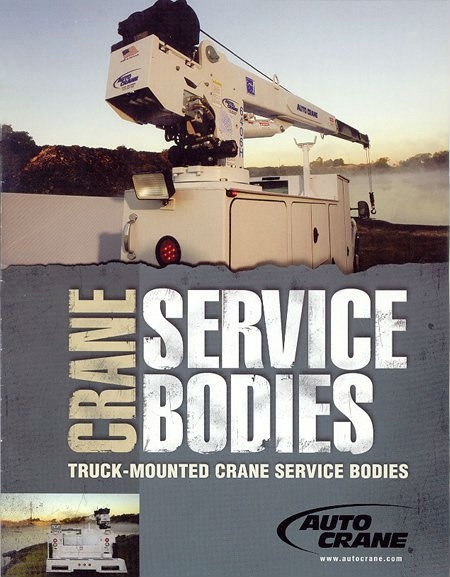 Crane services body-Broucher
