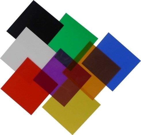 colori materiale plastico