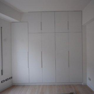 minimalista, armadio per ufficio, stile contemporaneo