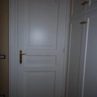 porta in legno, ports divisoria, legno laccato