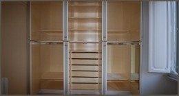 cabina armadio, armadio donna, armadio con cassettiera