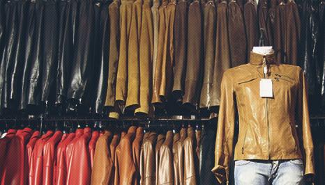 Wax garment restorations