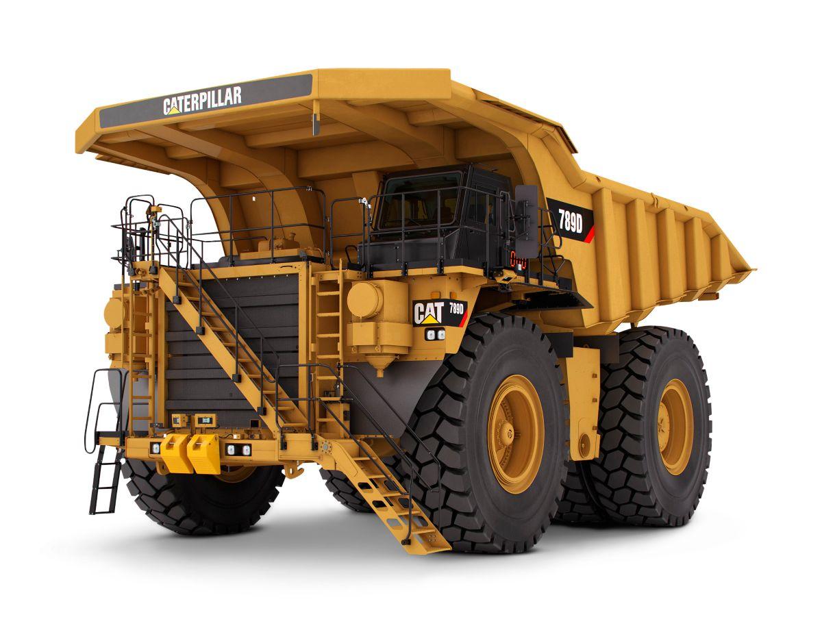 Century Tire Inc. - Mining