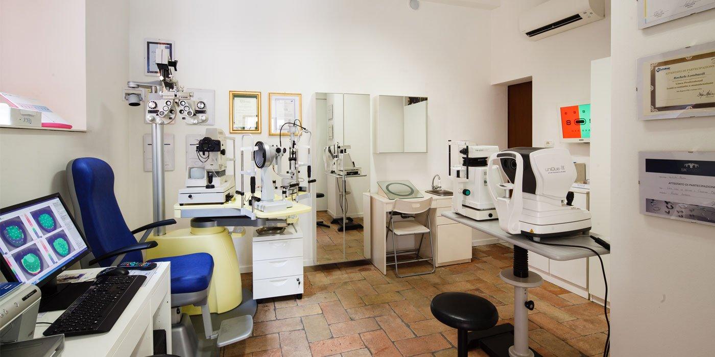 Visite optometriche a Fontanellato