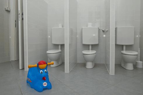 bagni puliti