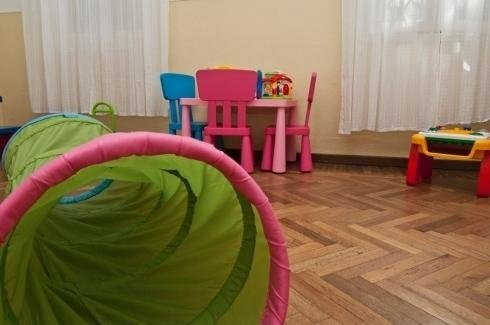 stanza asilo